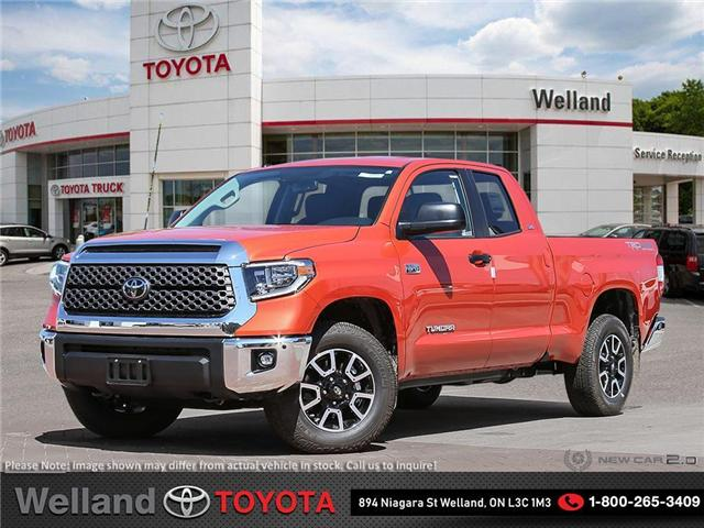 2019 Toyota Tundra SR5 Plus 5.7L V8 (Stk: TUN6348) in Welland - Image 1 of 24