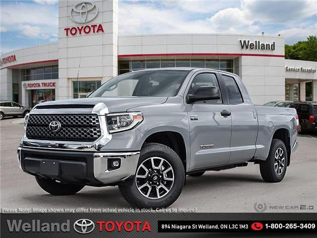 2019 Toyota Tundra SR5 Plus 5.7L V8 (Stk: TUN6367) in Welland - Image 1 of 24