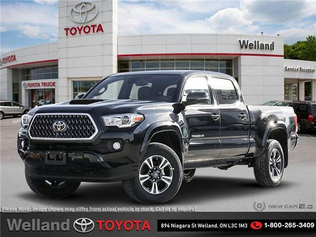 2019 Toyota Tacoma SR5 V6 (Stk: TAC6400) in Welland - Image 1 of 24