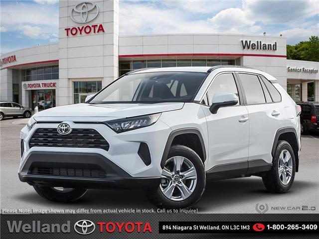2019 Toyota RAV4 LE (Stk: RAV6411) in Welland - Image 1 of 24