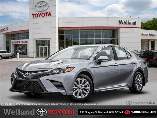 2019 Toyota Camry LE (Stk: CAM6433) in Welland - Image 1 of 24