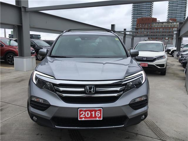 2016 Honda Pilot Touring (Stk: HP3282) in Toronto - Image 2 of 21