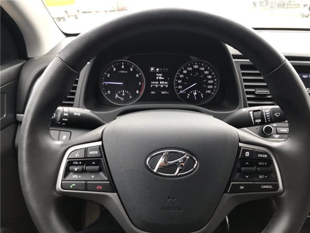 2018 Hyundai Elantra GL (Stk: U19-16) in Nipawin - Image 9 of 20