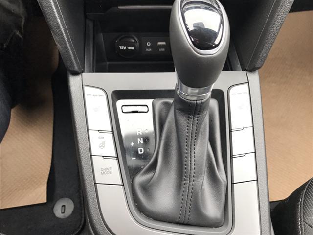 2018 Hyundai Elantra GL (Stk: U19-16) in Nipawin - Image 13 of 20