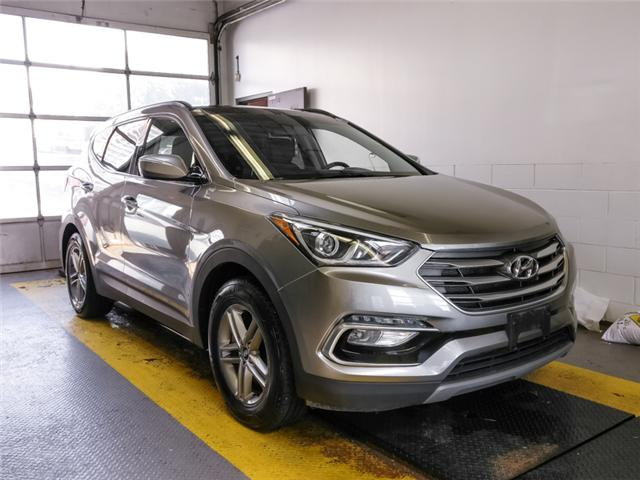 2018 Hyundai Santa Fe Sport 2.4 Base (Stk: 9-6074-0) in Burnaby - Image 2 of 24