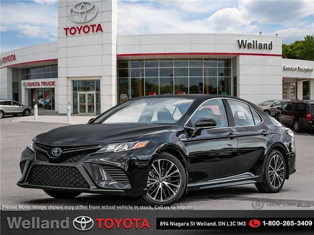 2019 Toyota Camry Hybrid SE (Stk: CAH6467) in Welland - Image 1 of 24