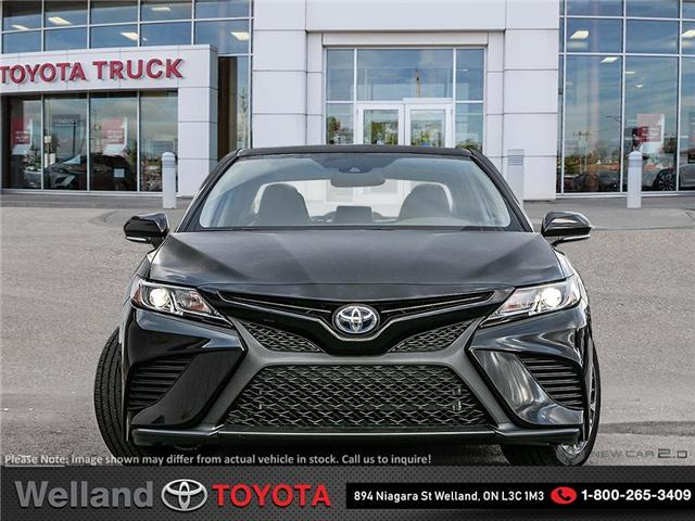 2019 Toyota Camry Hybrid SE (Stk: CAH6467) in Welland - Image 2 of 24