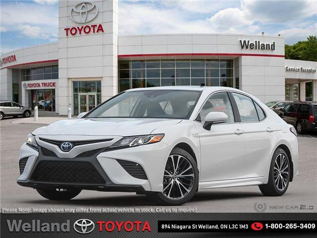 2019 Toyota Camry Hybrid SE (Stk: CAH6470) in Welland - Image 1 of 24