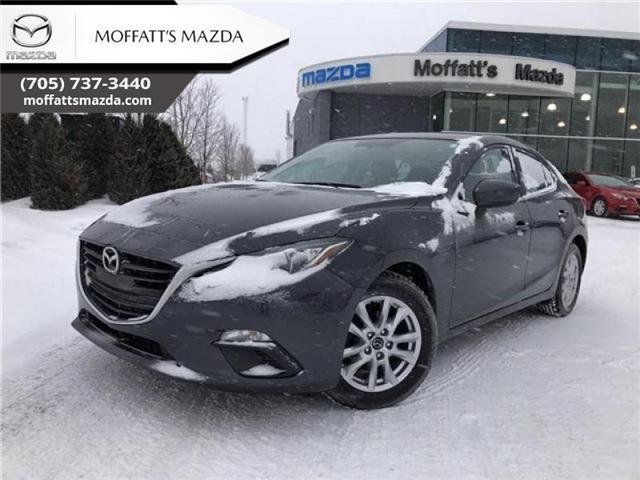 2016 Mazda Mazda3 GS (Stk: 27298) in Barrie - Image 1 of 22