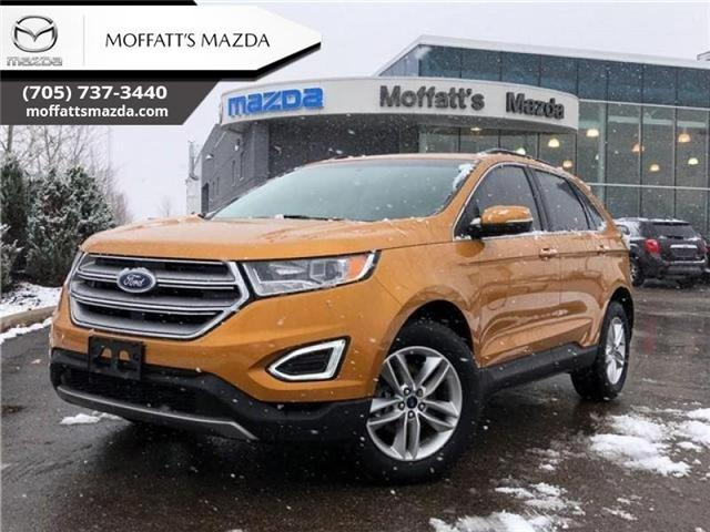 2016 Ford Edge SEL (Stk: P6096A) in Barrie - Image 1 of 23