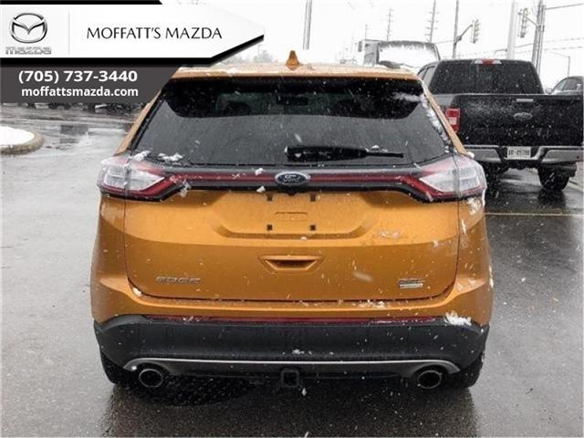 2016 Ford Edge SEL (Stk: P6096A) in Barrie - Image 4 of 23