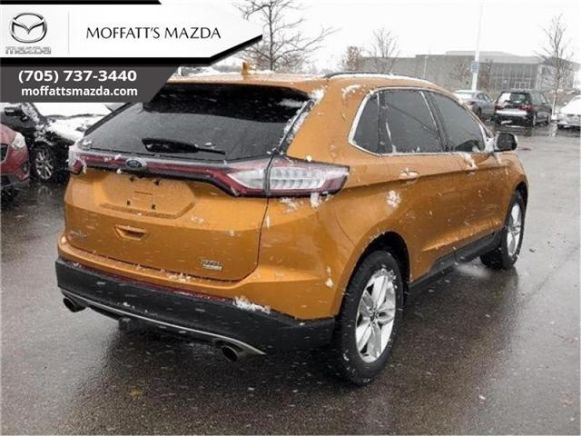 2016 Ford Edge SEL (Stk: P6096A) in Barrie - Image 5 of 23