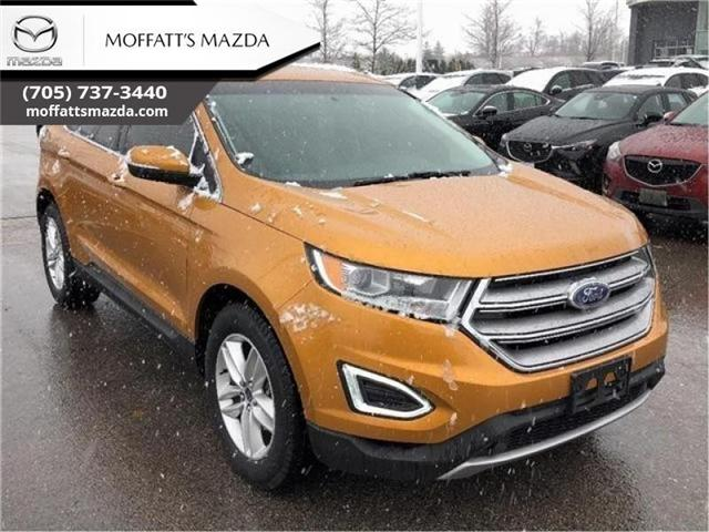 2016 Ford Edge SEL (Stk: P6096A) in Barrie - Image 7 of 23
