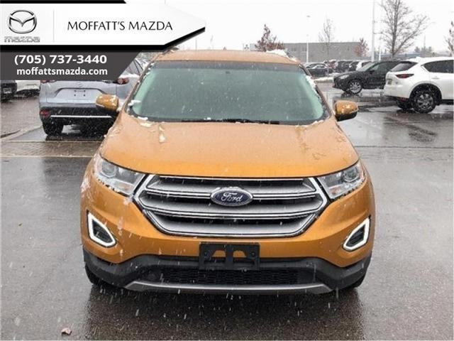 2016 Ford Edge SEL (Stk: P6096A) in Barrie - Image 8 of 23