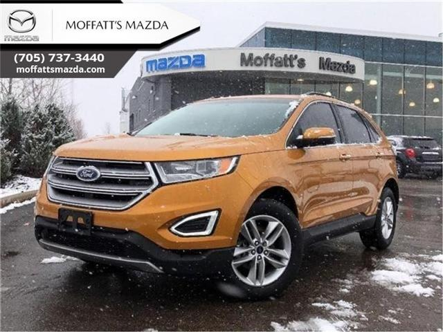 2016 Ford Edge SEL (Stk: P6096A) in Barrie - Image 9 of 23