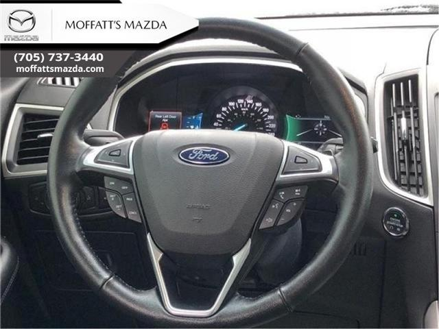 2016 Ford Edge SEL (Stk: P6096A) in Barrie - Image 15 of 23