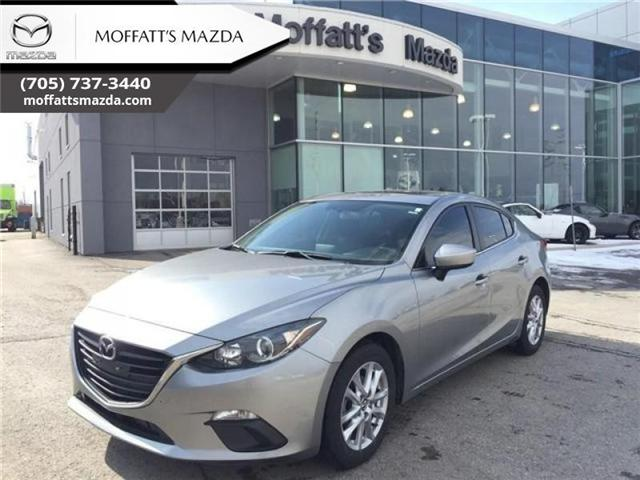 2016 Mazda Mazda3 GS (Stk: P6007A) in Barrie - Image 1 of 23