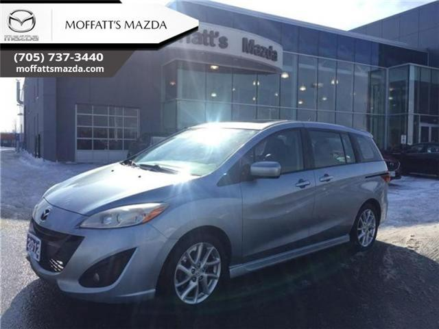 2012 Mazda Mazda5 GT (Stk: P5916A) in Barrie - Image 1 of 21