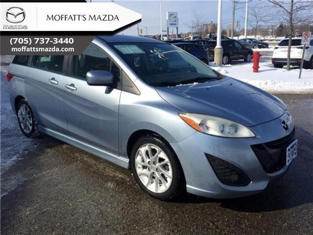 2012 Mazda Mazda5 GT (Stk: P5916A) in Barrie - Image 6 of 21