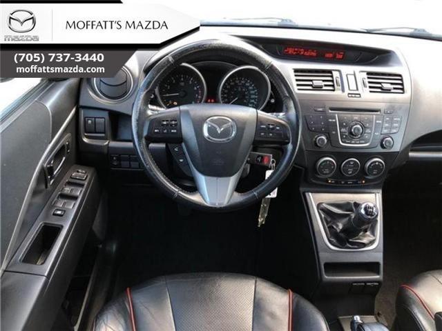 2012 Mazda Mazda5 GT (Stk: P5916A) in Barrie - Image 12 of 21