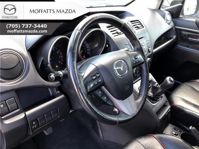 2012 Mazda Mazda5 GT (Stk: P5916A) in Barrie - Image 13 of 21