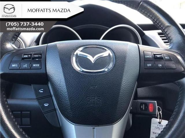 2012 Mazda Mazda5 GT (Stk: P5916A) in Barrie - Image 14 of 21