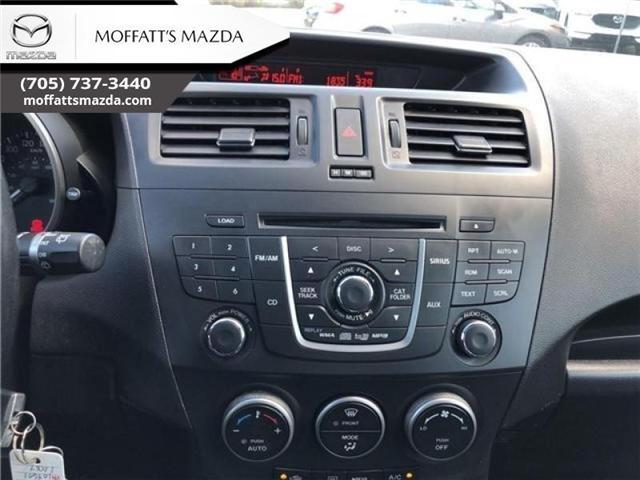 2012 Mazda Mazda5 GT (Stk: P5916A) in Barrie - Image 15 of 21