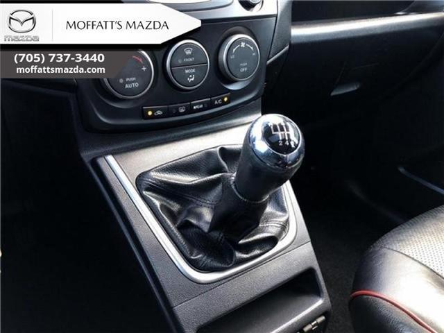 2012 Mazda Mazda5 GT (Stk: P5916A) in Barrie - Image 16 of 21