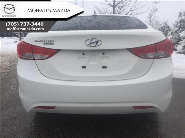 2013 Hyundai Elantra GL (Stk: P6640B) in Barrie - Image 4 of 14