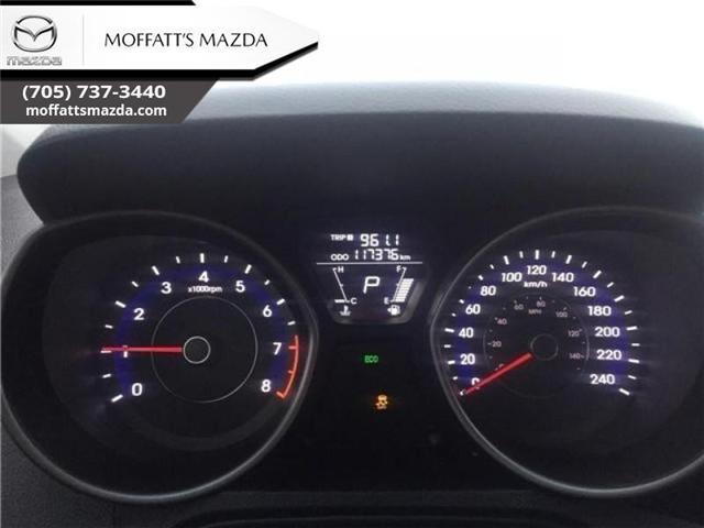 2013 Hyundai Elantra GL (Stk: P6640B) in Barrie - Image 10 of 14