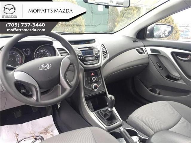 2016 Hyundai Elantra L (Stk: 27313A) in Barrie - Image 7 of 19
