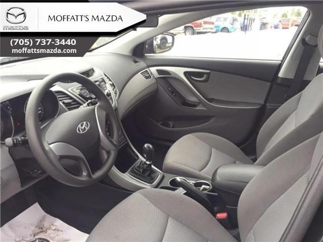 2016 Hyundai Elantra L (Stk: 27313A) in Barrie - Image 10 of 19