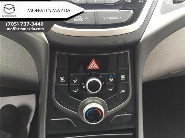 2016 Hyundai Elantra L (Stk: 27313A) in Barrie - Image 16 of 19