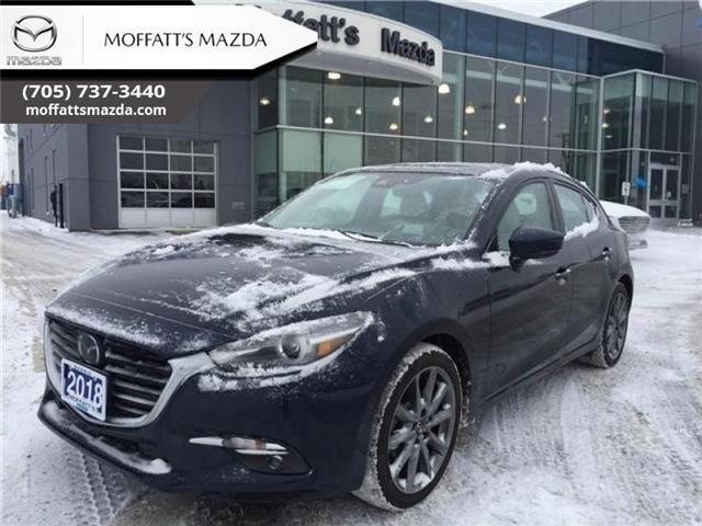 2018 Mazda Mazda3 GT (Stk: 27123) in Barrie - Image 1 of 22
