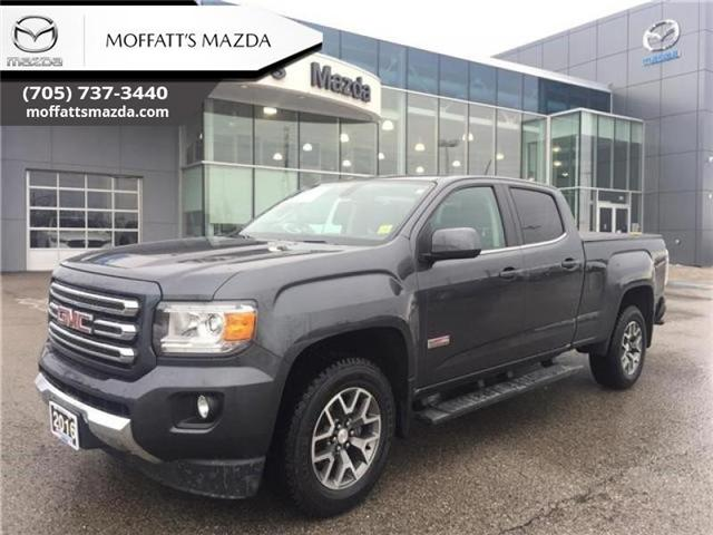 2016 GMC Canyon SLE (Stk: 27343) in Barrie - Image 1 of 19