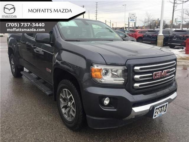 2016 GMC Canyon SLE (Stk: 27343) in Barrie - Image 5 of 19