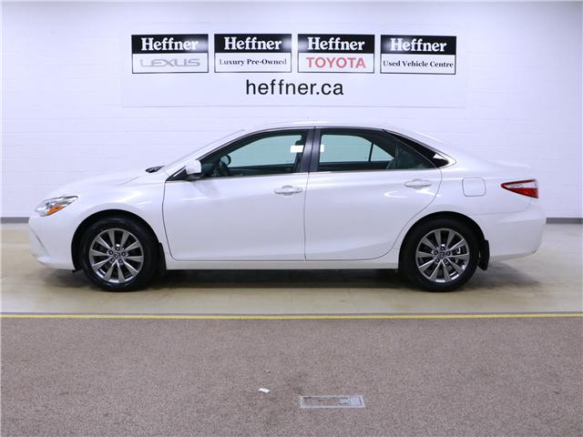 2016 Toyota Camry XLE (Stk: 195236) in Kitchener - Image 19 of 30
