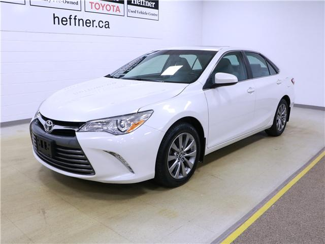 2016 Toyota Camry XLE (Stk: 195236) in Kitchener - Image 1 of 30