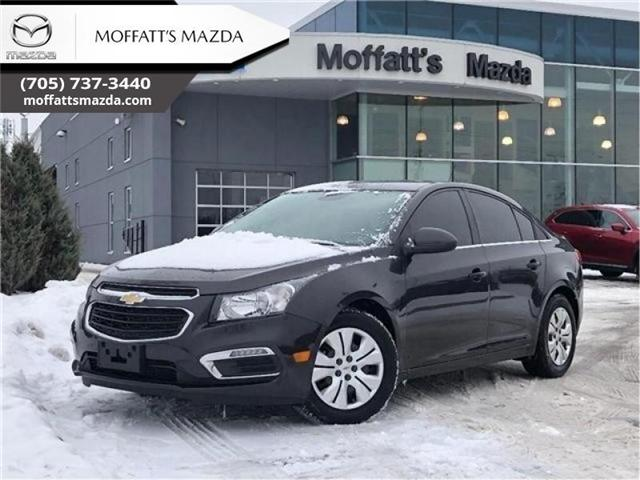 2015 Chevrolet Cruze 1LT (Stk: P6704A) in Barrie - Image 1 of 21
