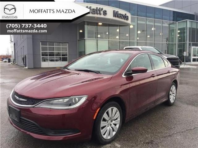 2015 Chrysler 200 LX (Stk: 27393) in Barrie - Image 1 of 17