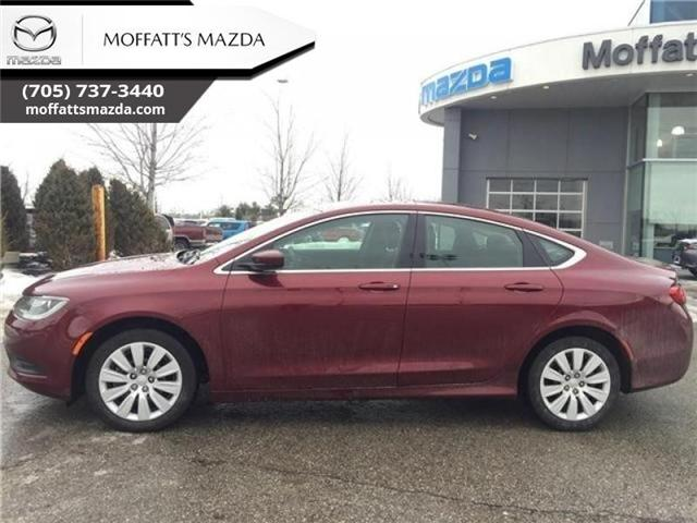 2015 Chrysler 200 LX (Stk: 27393) in Barrie - Image 2 of 17