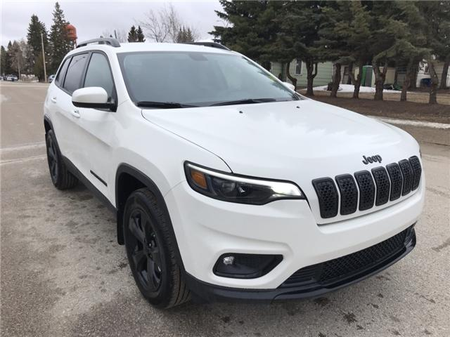 2019 Jeep Cherokee North (Stk: T19-95) in Nipawin - Image 1 of 21