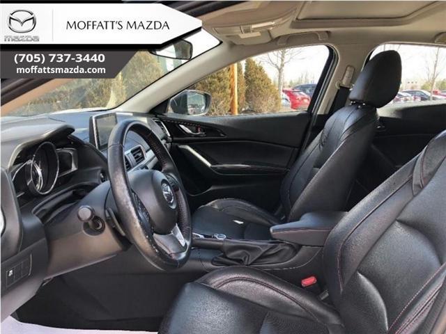 2016 Mazda Mazda3 GT (Stk: P7039A) in Barrie - Image 10 of 20
