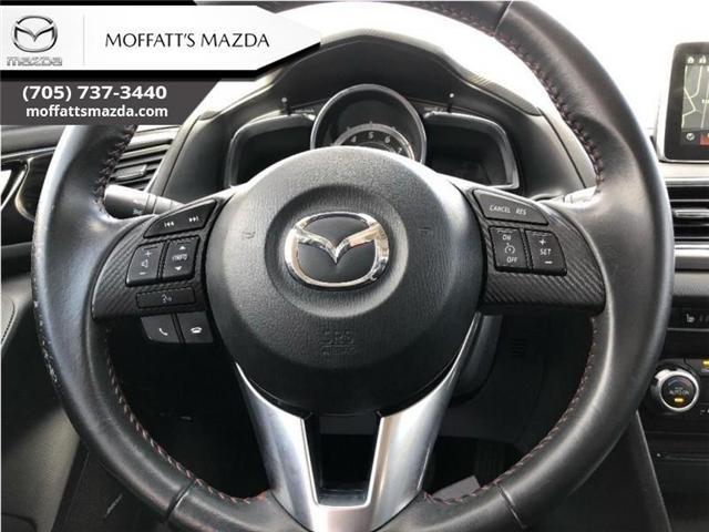2016 Mazda Mazda3 GT (Stk: P7039A) in Barrie - Image 14 of 20