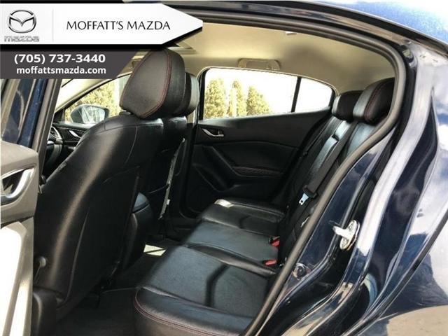 2016 Mazda Mazda3 GT (Stk: P7039A) in Barrie - Image 19 of 20