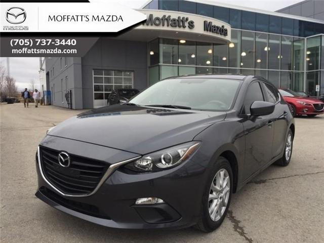 2014 Mazda Mazda3 GS-SKY (Stk: P7076A) in Barrie - Image 1 of 20