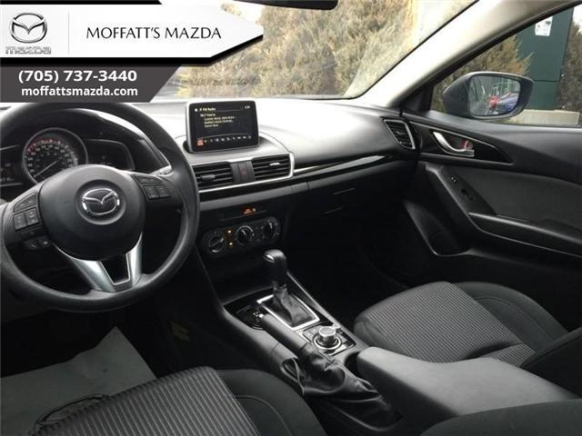 2014 Mazda Mazda3 GS-SKY (Stk: P7076A) in Barrie - Image 9 of 20