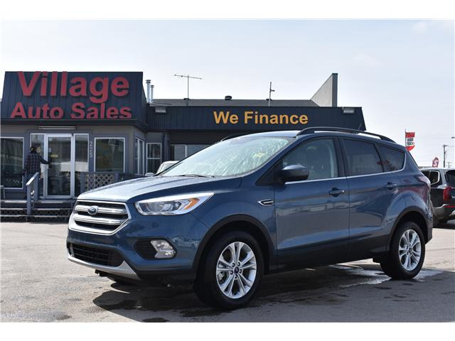 2018 Ford Escape SEL (Stk: P36101) in Saskatoon - Image 2 of 26