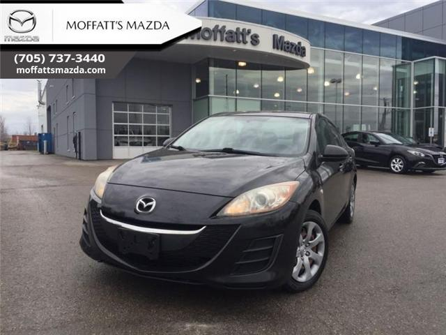2010 Mazda Mazda3 GX (Stk: P6248A) in Barrie - Image 1 of 16