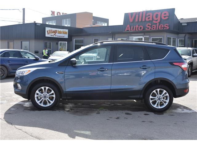 2018 Ford Escape SEL (Stk: P36101) in Saskatoon - Image 10 of 26
